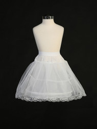 Petticoat For Flower Girl Dress | Girls Petticoats