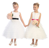Little Girls Party Dress | Girls Party Dress | Formal Dress For Girl