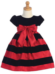 Swea Pea & Lilli | Girls Holiday Dress | Christmas Dress For Infant