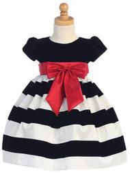 Swea Pea & Lilli | Girl Christmas Dress | Holiday Dress For Toddler