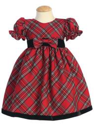 Swea Pea & Lilli | Girls Holiday Plaid Dress