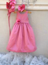 Couture Flower Girl Dress   Birthday Dress For Toddler