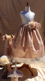 Wedding Flower Girl Dress  | Girls Special Occasion Dress