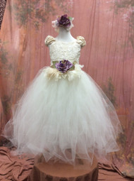 Flower Girl Tutu | Flower Girl Tutu Dress | Girls Tutu