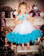 Couture Princess Tulle Flower Girl Dress | Dress For Flower Girls