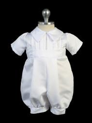 Baby christening Romper | Baptismal Romper For Baby