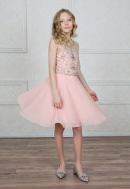 Tween Formal Dress | Party Pageant Dress For Tween