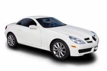 Precut Window Tint for Your Convertible Vehicle