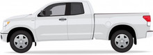 Precut Window Tint for Your Pickup Truck