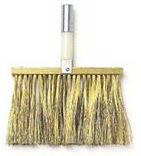 "Brass brush tip, 4"" wide"