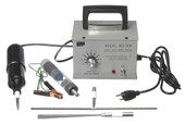 BD-50E Tank Lining Tester Kit with Peak Voltage Calibrator