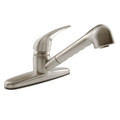 Non-Metallic Pull-Out RV Kitchen Faucet