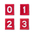 Battalion & Leader Unit Numbers