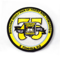 75th Anniversary Patch
