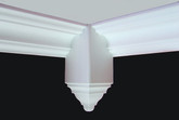 Crown Molding Inside Corner Blocks - Different Sizes