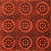 R36 Antique Copper Extruded Styrofoam Ceiling Tile 20x20