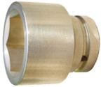 "1"" Drive 80mm (6 Point) Impact Socket"