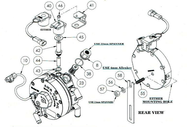 Yale Forklift Propane Carburetor Parts Diagram Toyota