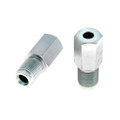 6mm steel compression nut for cng pipes connections