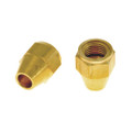 8mm to m12 by 125 brass nut lpg pipe connection