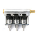 dymco gism-i3000 lpg cng injector 3 cylinders silver rail type injector autogas