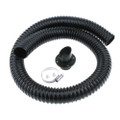 tank ventilation hose for vialle systems