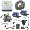 omvl dream xxi 5-6-8 cylinder obd autogas conversion kit omvl hop reducer 3cyl sl lpg injectors