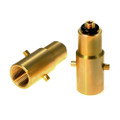 M10 to UK Bayonet Filling Point LPG Adapter Poland, Italy to UK