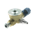 8mm inlet to M10x1 gas solenoid valve valtek big flow bfc