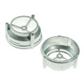 """impco A1-16-2 Adapter, 5-1/8"""" center stud, low bowl, 1/2"""" shorter than A1-16-1, 300A Series"""