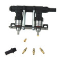 lpgtech yeti 2 cylinders autogas injectors rail low temperatures