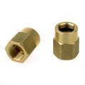 Shell W21-8mm (Female) to Calor UK POL nut (Female) Adapter