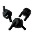 14mm to 14mm Vapour Gas Filter Adjustable Angle Valtek