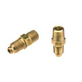 """M12 to R1/4"""" 1/18"""" Nipple Connector"""