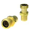 "Rego 7141M ACME 1 1/4"" Forklift Male Adapter"