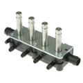 4CYL Injectors Complete Repair Kit OMVL REG Valtek 32