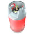 forklift lpg gas horizontal tank cylinder bottle