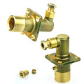 uk bayonet autogas lpg filling point to 8mm brass pipe with olive and w21 female thread 90 deg square