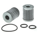 kn-216-2 matrix fiberglass  lpg filter repair cartridge set with o'rings MATRIX, BEDINI, ZAVOLI, E-GAS