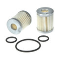 Lovato Gas Filter Cartridge Set - Paper with O-rings