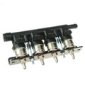 EKO POWER 100cc Brown 4CYL Injector Rail