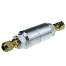 Inline High Pressure LPG Filter 8mm Copper