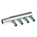 4CYL Gas Distributor Aluminium 6mm