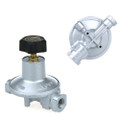 Adjustable Gas Regulator 0-80mbar 4kg/h G1/4