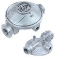 Gas Regulator 37 mbar G1/4 LPG 2kg/h