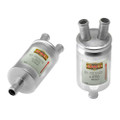 LPG Filter Y: Inlet 1x12mm Outlet 2x12mm