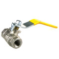 Manual Gas Valve High Pressure 1/4""