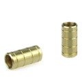 Ø21mm by 21mm Water Hose Coupling - Equal