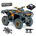 All-terrain ATV, Quad bikes autogas, LPG, propane conversion kit