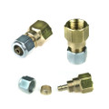 """3/4"""" UNF Female 4-Hole to Polypipe 8mm Adapter"""